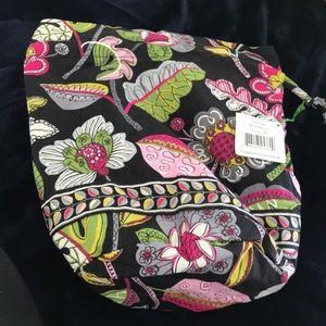 Vera Bradley Ditty Bag in Moon Blooms